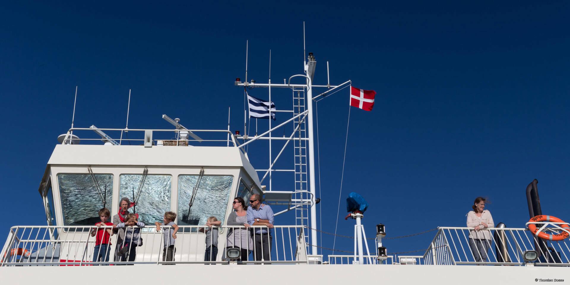 fanø esbjerg sejlplan